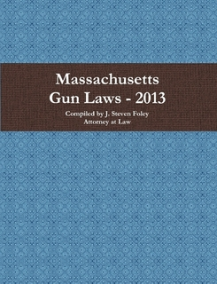 Mass Gun Laws Book